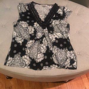 Linea Donatella blouse
